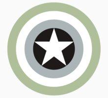 Pride Shields - Agender v1.1 by Donegal