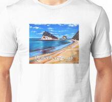 Kaiteriteri Beach New Zealand NZ Unisex T-Shirt