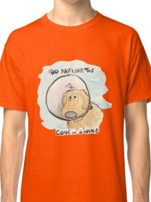 The cone of shame Classic T-Shirt