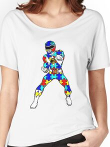 Autism Ranger Women's Relaxed Fit T-Shirt