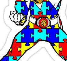 Autism Ranger Sticker