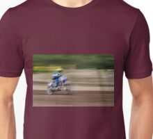 motocross 9 (t) in Modern Art, Watercolor or Picasso - Dali ! by way Olavia-Okaio Creations with fz 1000 .... 500 000 2016 Photos Unisex T-Shirt