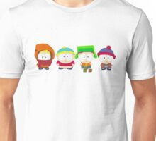 South Park Kindergarten Unisex T-Shirt