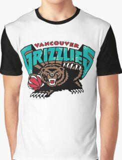 Vancouver Grizzlies Retro Graphic T-Shirt
