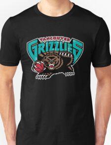 Vancouver Grizzlies Retro Unisex T-Shirt