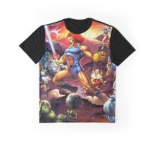 Power Thundercats Graphic T-Shirt