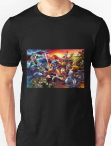 Power Thundercats Unisex T-Shirt