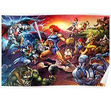Power Thundercats Poster