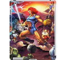 Power Thundercats iPad Case/Skin