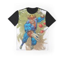 Tygra Graphic T-Shirt