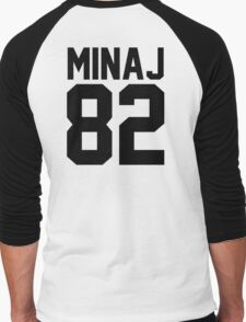 #NICKIMINAJ Men's Baseball ¾ T-Shirt