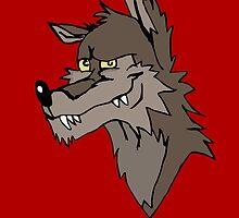 Bad wolf by Logan81
