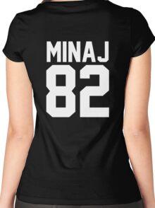 #NICKIMINAJ Women's Fitted Scoop T-Shirt
