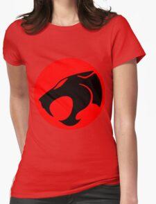 Logo Thundercats Womens Fitted T-Shirt