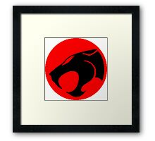 Logo Thundercats Framed Print