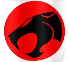Logo Thundercats Poster