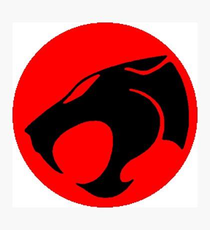 Logo Thundercats Photographic Print