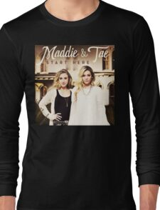 MADDIE & TAE ALBUMS 1 Long Sleeve T-Shirt