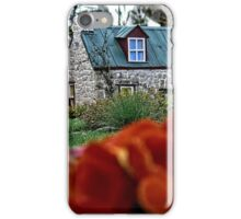 Cottage at Floriade in Canberra/ACT/Australia iPhone Case/Skin