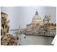 The Picture Postcard Venice Poster