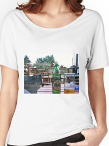 Greek beer. Mythos. Women's Relaxed Fit T-Shirt