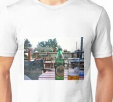 Greek beer. Mythos. Unisex T-Shirt