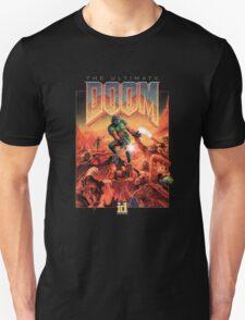 Doom retro Unisex T-Shirt