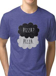 Pizza? Pizza. Tri-blend T-Shirt
