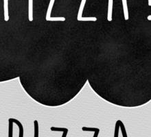 Pizza? Pizza. Sticker