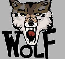 Wolf by Logan81