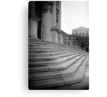 Stairs to Salute Canvas Print