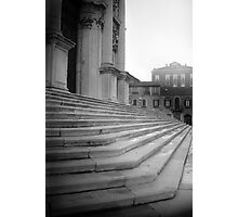 Stairs to Salute Photographic Print