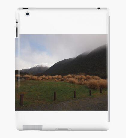 Lewis Pass New Zealand iPad Case/Skin