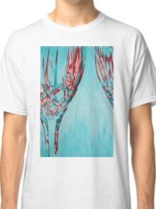 oops too many drinks I'm seeing double Classic T-Shirt