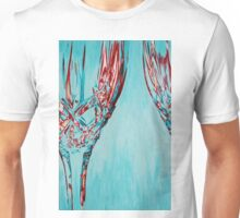 oops too many drinks I'm seeing double Unisex T-Shirt