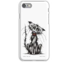 Lucky the cat iPhone Case/Skin