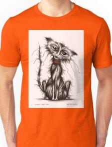Lucky the cat Unisex T-Shirt