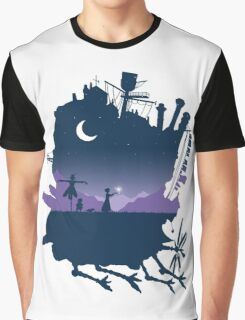 howls moving castle Graphic T-Shirt