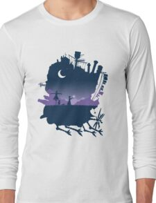 howls moving castle Long Sleeve T-Shirt