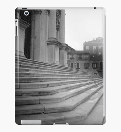Stairs to Salute iPad Case/Skin