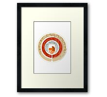 spritz recipe Framed Print