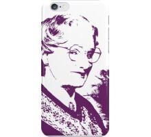 Mrs. Doubtfire iPhone Case/Skin
