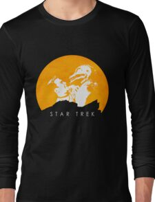 Star Trek - Vasquez Rocks Long Sleeve T-Shirt