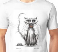 Horrid cat Unisex T-Shirt