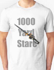 1000 Yard Stare Unisex T-Shirt
