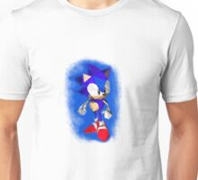 Sonic the Hedgehog - Low Poly Unisex T-Shirt