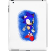 Sonic the Hedgehog - Low Poly iPad Case/Skin