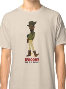 Dwoody (titled) Classic T-Shirt
