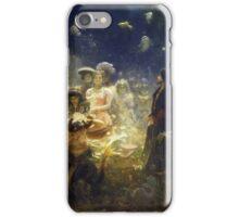 Ilya Repin - Sadko   iPhone Case/Skin