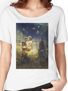 Ilya Repin - Sadko   Women's Relaxed Fit T-Shirt